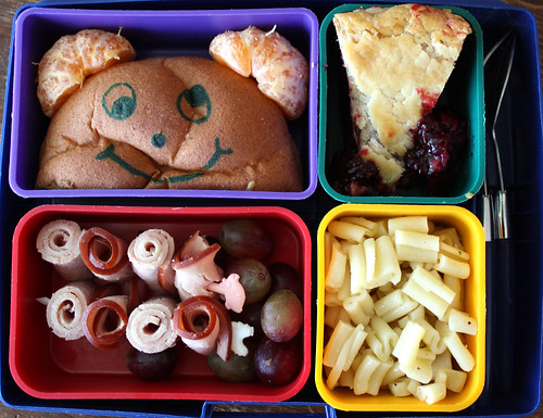 Kindergarten Bento #316: April 22, 2010