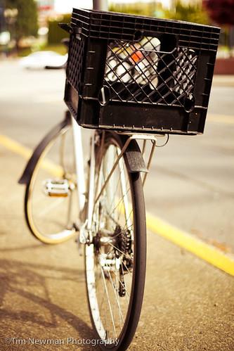 A bikes ass
