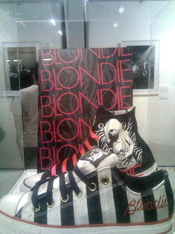 blondie converse sneakers