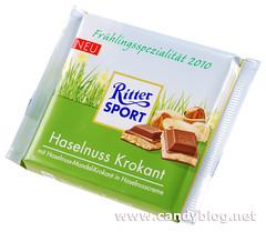Ritter Sport Haselnuss Krokant