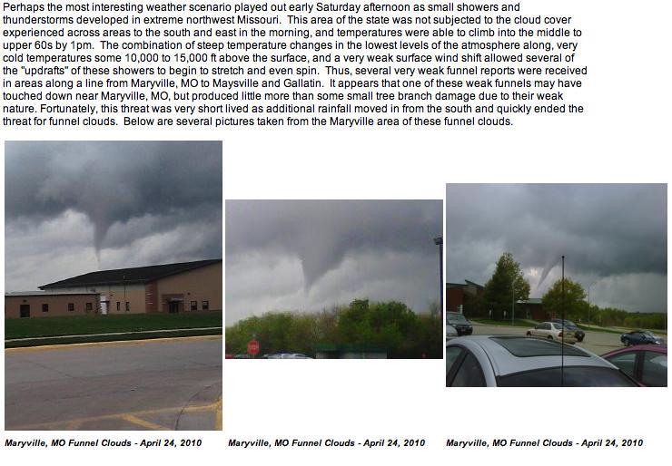 4-24 Maryville MO Tornado