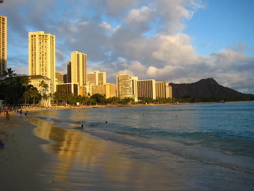 Beaches of Waikiki