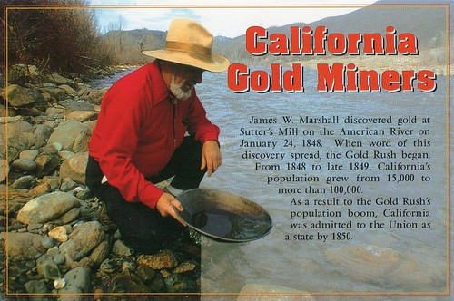 an introduction to the history of gold rush An introduction to the history of the gold rush in the united states pages 2 words 1,350 view full essay more essays like this: history of the gold rush, the gold.