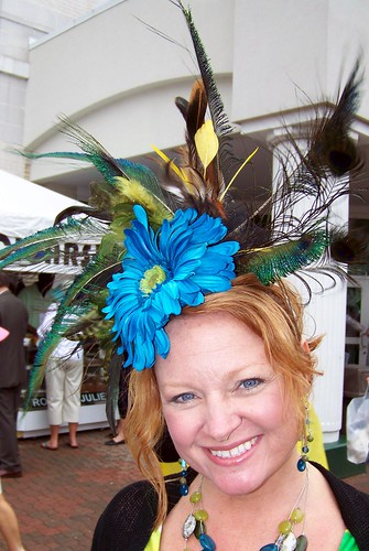 Kentucky Derby Fascinator