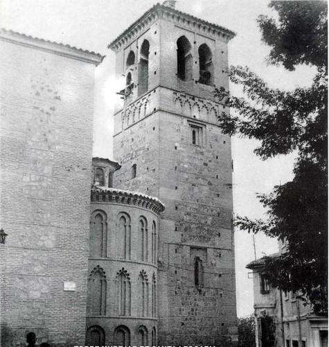 Iglesia de Santa Leocadia tras la restauración de 1966