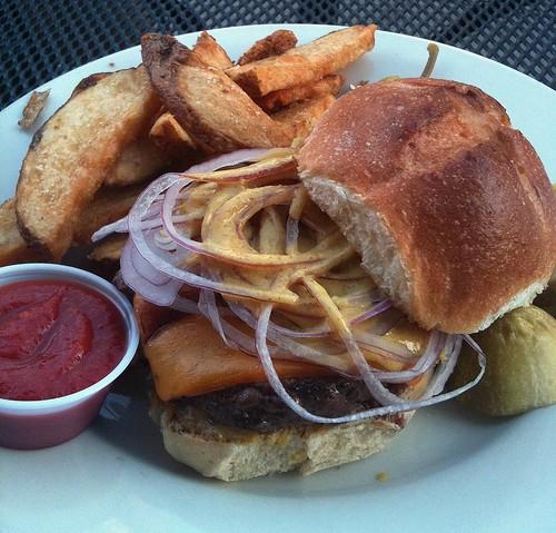 SPTR burger
