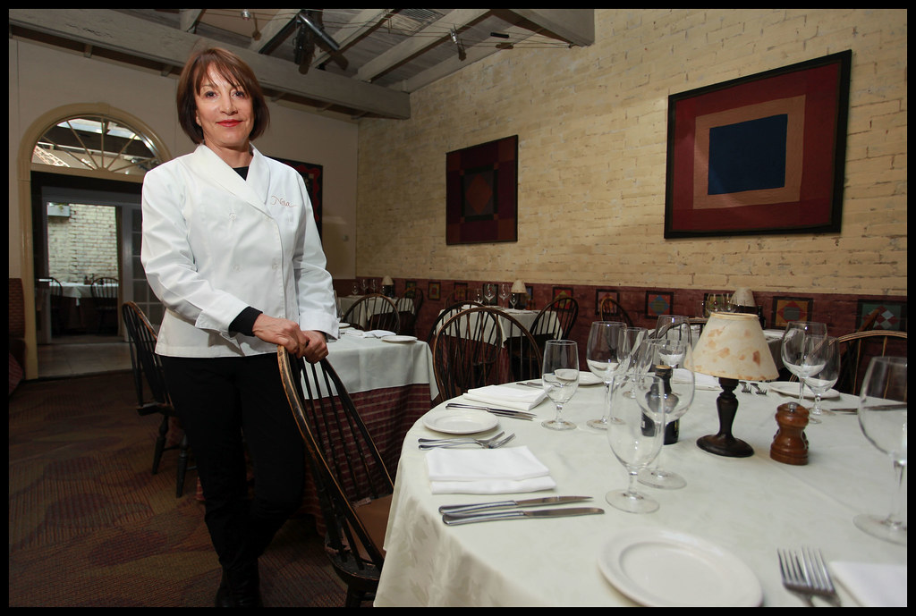 Nora on the Nation's First Certified Organic Restaurant