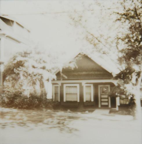 First Polaroid Ever