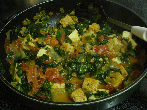 SauceWithSpinach