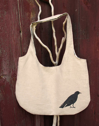 prototype/crow bag