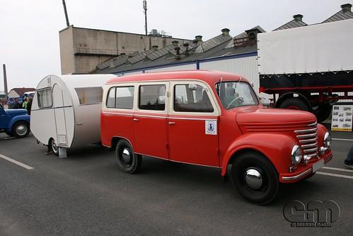 IFA, F9 Cabrio-Limousine 1955