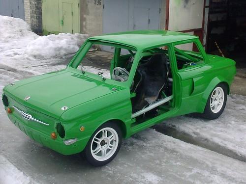 ЗАЗ 968 тюнинг
