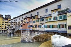 Ponte Vecchio HDR (Reload)