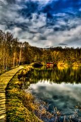Lake in Ginovci