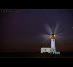 Turnberry Lighthouse (Billy Currie) Tags: ocean light sea sky mars moon lighthouse white house west tower window night warning stars star coast scotland ship crash tide wave beam og coastline aground wreck seashore beacon tidal starry nighshot milkyway ayrshire turnberry girvan lightbeam coastuk summertimeuk welcomeuk