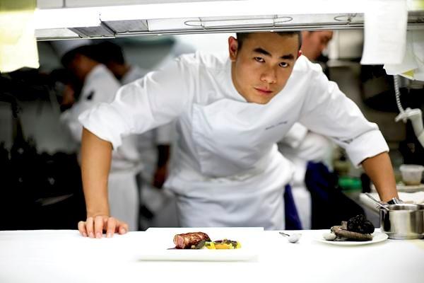 二○○六全球最佳主廚之一江振誠