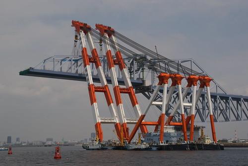 東京港臨海大橋