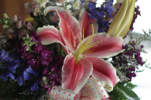 he sent me flowers