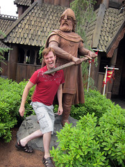 ian is slain at epcot