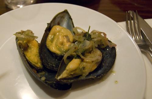 bar lourinha mussels