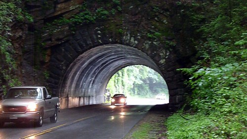 Tunnel in the Smokies