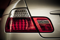 L.E.D. (rossPocess) Tags: light 3 sport rear led bmw series coupe e46 msport pfauto