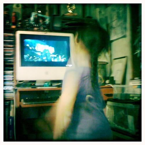 Mahliyah Dancing