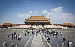 Forbidden City (Sarmu) Tags: china wallpaper building architecture highresolution widescreen beijing landmark icon unesco worldheritagesite 1600 highdefinition resolution 1200 hd  wallpapers  forbiddencity forbiddenpalace hallofsupremeharmony gugong iconic 1920 2010  ws 1080 1050  720p 1080p 1680 720 2560 oldchina ancientchina  sarmu