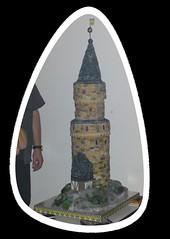 Idsteiner Hexenturm- Torte (Tortenwahn) Tags: marzipan kuchen torte hexenturm fondant idstein gebäck bergfried süs buttercreme idsteiner motivtorte tortenwahn mottotorte mottotorten