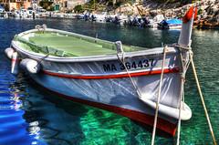 Morgiou 5 (marcovdz) Tags: france boat marseille provence bateau morgiou hdr 3xp pointu marseillaise barquette