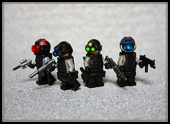 Lights out! (Geoshift) Tags: lego military seal specialforces socom moc callofduty customlego brickarms modernwarfare legomilitary legocustom legocustomminifig