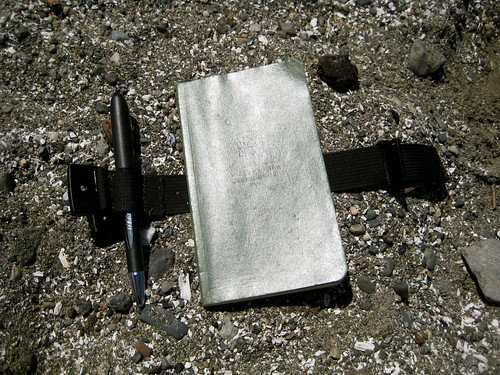 DIY Field Notebook Hack