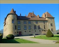 Château de Septème (LauterGold) Tags: france castle schloss vienne isère rhônealpes chteau septème châteaudeseptème
