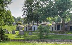 Rock Creek Cemetery HDR