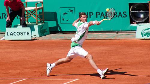 Daniel Brands - Daniel Brands - 1er tour de Roland Garros 2010 - tennis french open