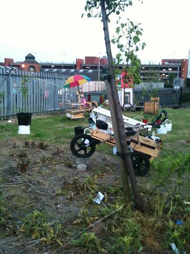 Belfast Garden