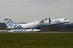 G-JEDI - 4052 - FlyBe - De Havilland Canada DHC-8-402Q Dash 8 - Luton - 100412 - Steven Gray - IMG_9812