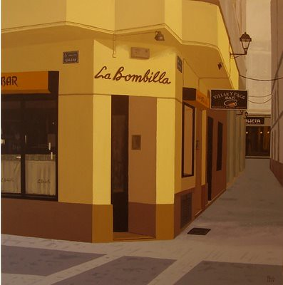 Vista exterior de La Bombilla