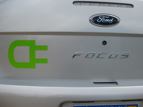 Electric Ford Focus
