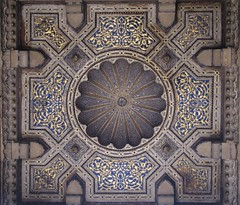 Above one of the gates of Masjid Al Rifai فوق أحد بوابات مسجد الرفاعي / Cairo / Egypt - 08 05 2010 (Ahmed Al.Badawy) Tags: above architecture one al shots gates 05 egypt cairo ahmed masjid 08 islamic 2010 مسجد أحد فوق بوابات rifai badawy الرفاعي albadawy hutect