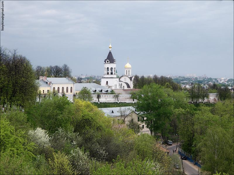 Рождественский монастырь. Владимир