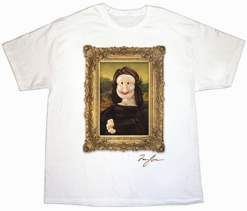 Mona Lisa wearables