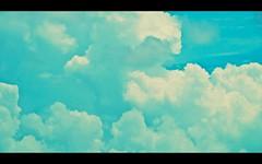 Beautiful Clouds over Florida