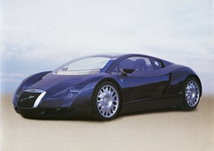 2000 Hispano-Suiza H.S. 21 Concept Car