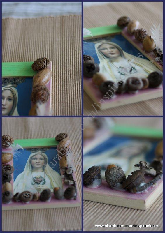 Ideas e inspiraciones para decorar marcos y cajas semillas
