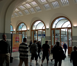 fribourg station