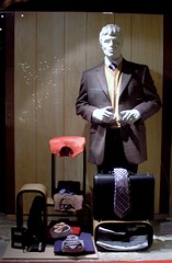 (ARKADE display+design) Tags: vancouver mannequins windowdisplay michealmcbridemenswear