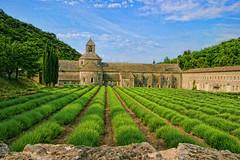 Abbeye de Sénanque (Cooke Photo) Tags: provence hdr topaz vaucluse concordians