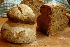 Malthouse cottage loaf