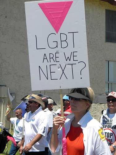LGBT are we next? by Frankie Moreno.